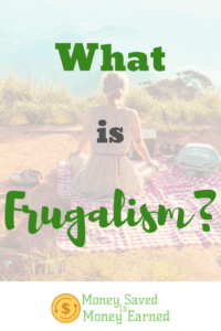 what is frugalism?