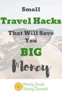 small travel hacks that will save you big money